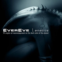 [EverEve .Enetics - 11 Orgies of Massenjoyment on the Dark Side of the Planet Album Cover]