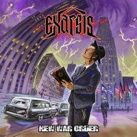 [Exarsis New War Order Album Cover]