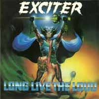 Exciter Long Live the Loud Album Cover