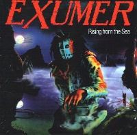 Exumer Rising from the Sea Album Cover