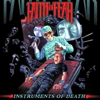 Faith Or Fear Instruments of Death Album Cover
