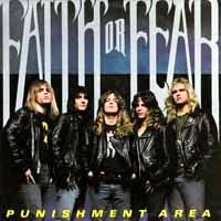 Faith Or Fear Punishment Area Album Cover