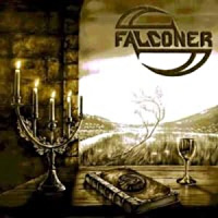 [Falconer Chapters From a Vale Forlorn Album Cover]