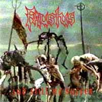 Faustus ...And Still We Suffer Album Cover