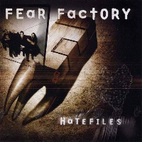 [Fear Factory Hatefiles Album Cover]