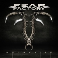 [Fear Factory Mechanize Album Cover]