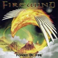 Firewind Forged by Fire Album Cover