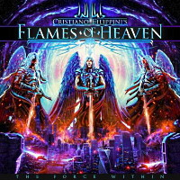 [Cristiano Filippini's Flames of Heaven The Force Within Album Cover]