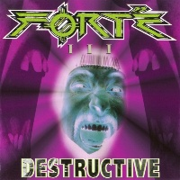 [Forte Destructive Album Cover]