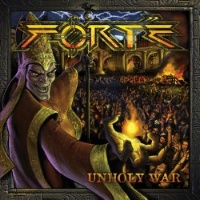 Forte Unholy War Album Cover