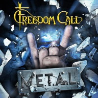 [Freedom Call M.E.T.A.L. Album Cover]