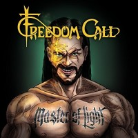 [Freedom Call Master of Light Album Cover]