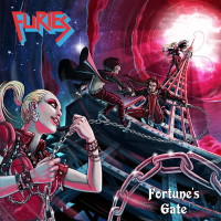 [Furies Fortune's Gate Album Cover]