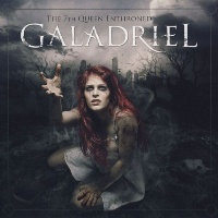 [Galadriel The 7th Queen Enthroned Album Cover]