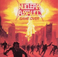 [Nuclear Assault Game Over Album Cover]