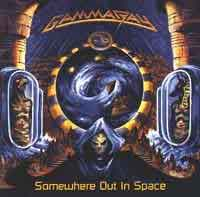 [Gamma Ray Somewhere Out in Space Album Cover]