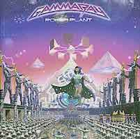 Gamma Ray Power Plant Album Cover