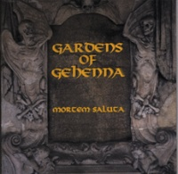 [Gardens Of Gehenna Mortem Saluta Album Cover]