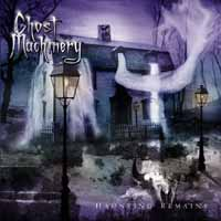 [Ghost Machinery Haunting Remains Album Cover]