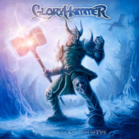 [Gloryhammer Tales From The Kingdom Of Fire Album Cover]