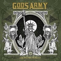 [God's Army Demoncracy Album Cover]