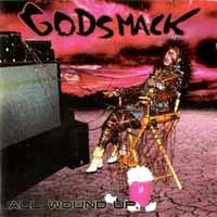 [Godsmack All Wound Up... Album Cover]