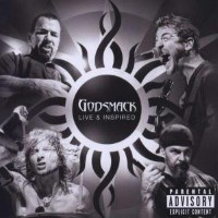 [Godsmack Live and Inspired Album Cover]