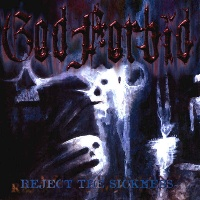 God Forbid Reject the Sickness Album Cover