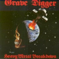 [Grave Digger Heavy Metal Breakdown Album Cover]