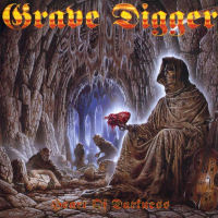 [Grave Digger Heart Of Darkness Album Cover]