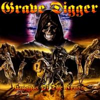 [Grave Digger Knights Of The Cross Album Cover]