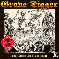 [Grave Digger Lost Tunes From The Vault Album Cover]