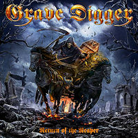 [Grave Digger Return Of The Reaper Album Cover]