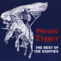 [Grave Digger The Best Of The Eighties Album Cover]