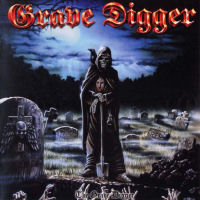 [Grave Digger The Grave Digger Album Cover]