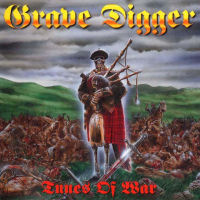 [Grave Digger Tunes Of War Album Cover]