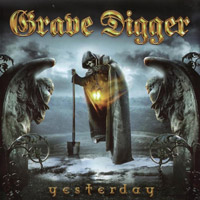 [Grave Digger Yesterday  Album Cover]