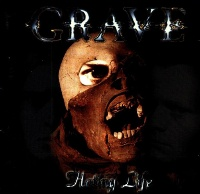 [Grave Hating Life Album Cover]
