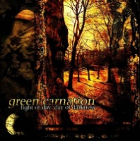 [Green Carnation Light of Day, Day of Darkness Album Cover]
