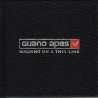 [Guano Apes Walking on a Thin Line Album Cover]