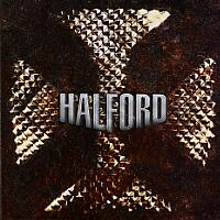 Halford Crucible Album Cover