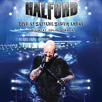 Halford Live At Saitama Super Arena Album Cover