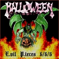 Halloween E.Vil P.Ieces 6/6/6 Album Cover