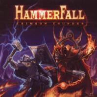 [Hammerfall Crimson Thunder Album Cover]