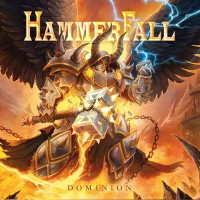 Hammerfall Dominion Album Cover