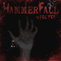 [Hammerfall Infected Album Cover]