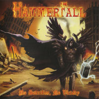 [Hammerfall No Sacrifice No Victory Album Cover]