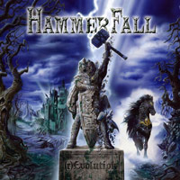 [Hammerfall (r)Evolution Album Cover]