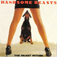 [The Handsome Beasts The Beast Within Album Cover]