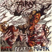 [Hirax Hate, Fear and Power Album Cover]
